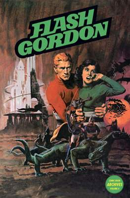Flash Gordon Archives (Hardcover 204-312 pp) #4