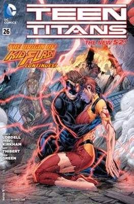 Teen Titans Vol. 4 (2011-2014) (Comic Book) #26