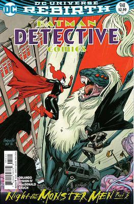 Detective Comics Vol. 1 (1937-2011; 2016-) #941