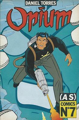 (AS) Comics (Agrafé) #7