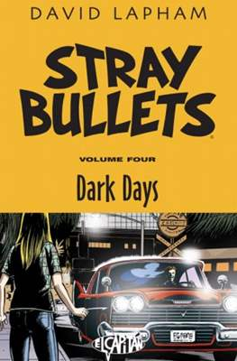 Stray Bullets (Softcover) #4