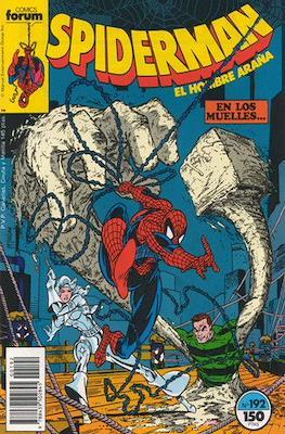 Spiderman Vol. 1 / El Espectacular Spiderman (1983-1994) (Grapa 32-48 pp) #192