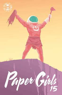 Paper Girls (Grapa 32 pp) #15