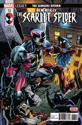 Ben Reilly: The Scarlet Spider (Comic-book) #13