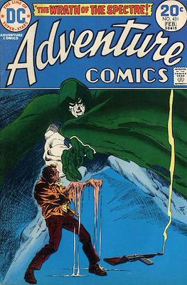 New Comics / New Adventure Comics / Adventure Comics (1935-1983; 2009-2011) (Saddle-Stitched) #431