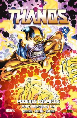Thanos. 100% Marvel HC (Vol. 2) (Cartoné) #1