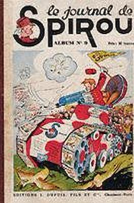 Spirou. Recueil du journal (Cartonné) #9