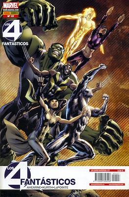 Los 4 Fantásticos / Los Cuatro Fantásticos Vol. 7 (2008-) #27