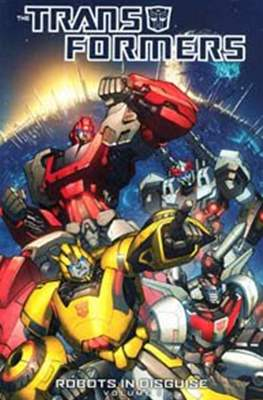 Transformers- Robots in Disguise (Softcover) #1