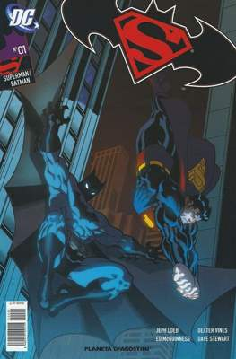 Superman / Batman (Grapa 48 pp) #1