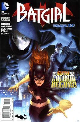 Batgirl Vol. 4 (2011-2016) (Comic-Book) #33