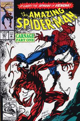 The Amazing Spider-Man Vol. 1 (1963-1998) (Comic-book) #361