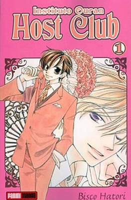 Instituto Ouran Host club #1
