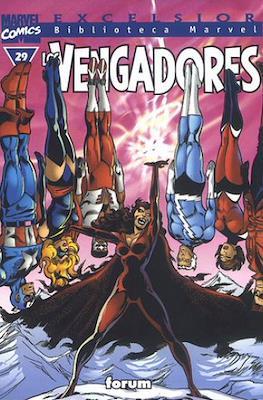 Biblioteca Marvel: Los Vengadores (1999-2001) (Rústica 160 pp) #29