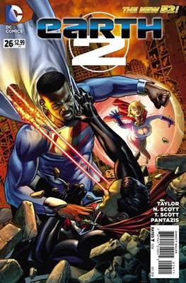 Earth 2 (2012-2015) (Grapa) #26