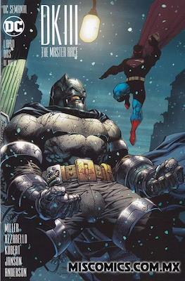 Dark Knight III: The Master Race (Portadas variantes) #2.1