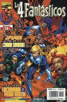 Los 4 Fantásticos Vol. 3 (1998-2001). Heroes Return (Grapa 24-48 pp) #18