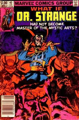 What If (Vol. 1 1977-1984) (Comic-Book) #40