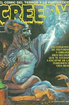 Creepy (Grapa, 1979) #33