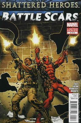 Battle Scars (Comic books 32 pags) #4