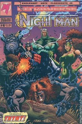 The Night Man #6