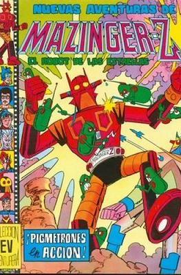 Nuevas aventuras de Mazinger-Z, el robot de las estrellas (Grapa) #22