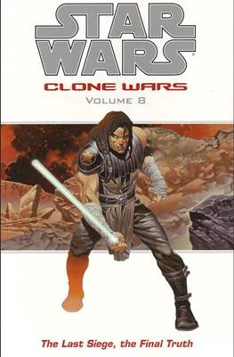 Star Wars Clone Wars (Softcover) #8