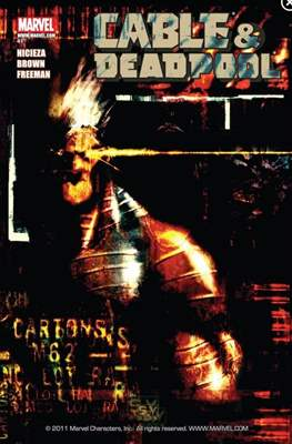 Cable & Deadpool (Comic-Book) #41