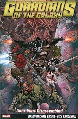 Guardians of the Galaxy (2013) (Softcover) #4