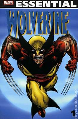 Essential Wolverine (Variant Cover) (Softcover 528 pp) #1.1