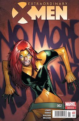 Extraordinary X-Men (Grapa) #2