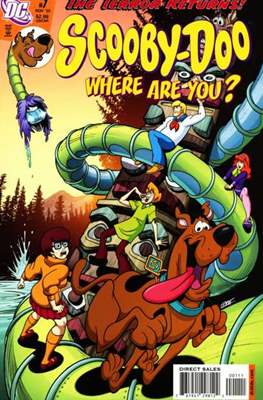 Scooby-Doo! Where Are You? (Comic Book) #1