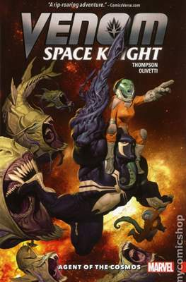 Venom Space Knight (Softcover 136-160 pp) #1
