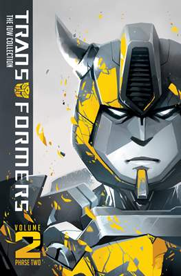 Transformers: The IDW Collection Phase Two (Hardcover 332-356 pp) #2