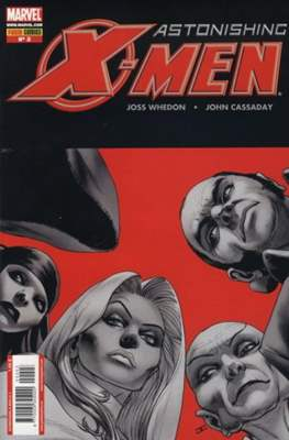 Astonishing X-Men Vol. 2 (2007-2008) (Grapa 24 pp) #3