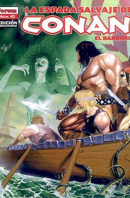 La Espada Salvaje de Conan el Bárbaro. Edición coleccionistas (Rústica 64 pp) #42