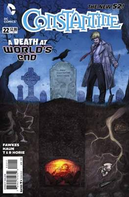 Constantine (2013-2015) (Comic-book) #22