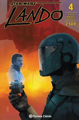 Star Wars: Lando (Grapa 32 pp) #4