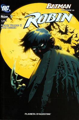 Batman presenta: Catwoman / Robin / Nightwing (2007-2008) #14