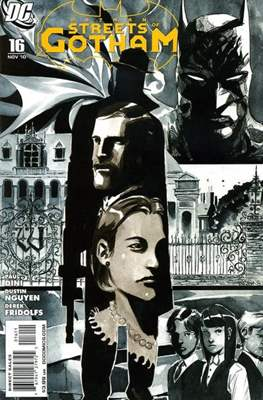 Batman: Streets of Gotham (2009-2011 Saddle-stitched) #16