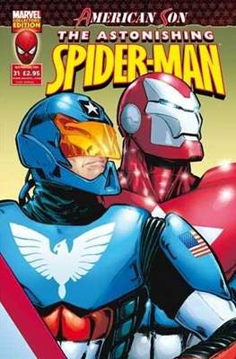 The Astonishing Spider-Man Vol. 3 (Comic Book) #31