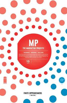 The Manhattan Projects (Comic-book) #15