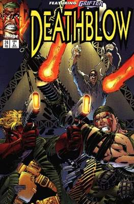 Deathblow (Comic Book) #24