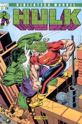 Biblioteca Marvel: Hulk (2004-2006) (Rústica 160 pp) #23