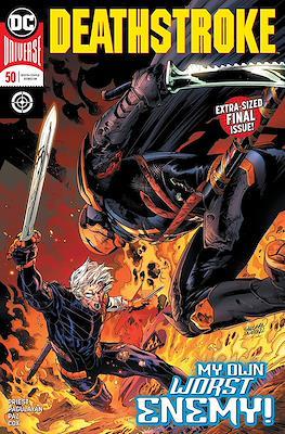Deathstroke (2016-2019 ) (Comic Book) #50