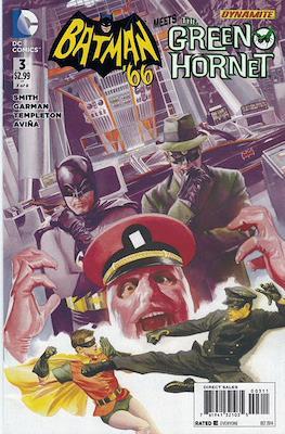 Batman '66 Meets the Green Hornet (Comic-book) #3