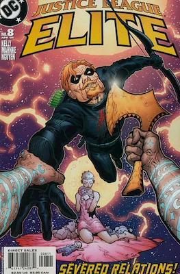 Justice League Elite (2004-2005) #8