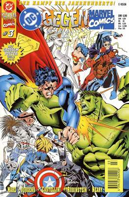 DC gegen Marvel / DC/Marvel präsentiert / DC Crossover präsentiert #3
