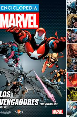 Enciclopedia Marvel (Cartoné) #37