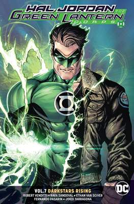 Hal Jordan and the Green Lantern Corps (Vol. 1 2016-...) (Softcover) #7